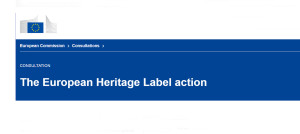 The European Heritage Label action